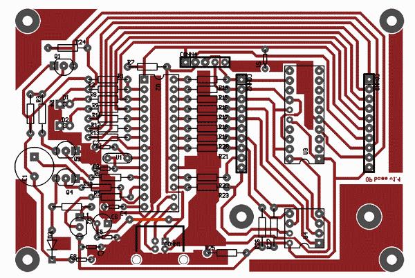 PCB of base module